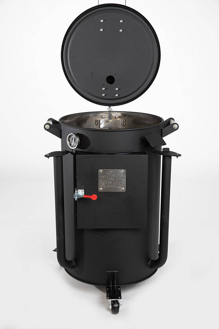 The Harvester - Premium BBQ Smoker