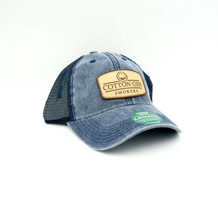 Cotton Gin Blue Legacy Hat