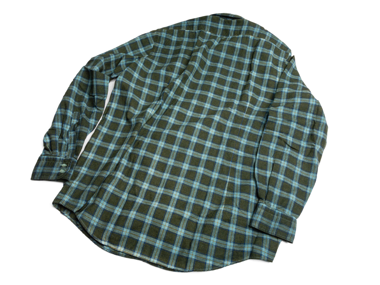 Brushed Cotton Flannel Plaid