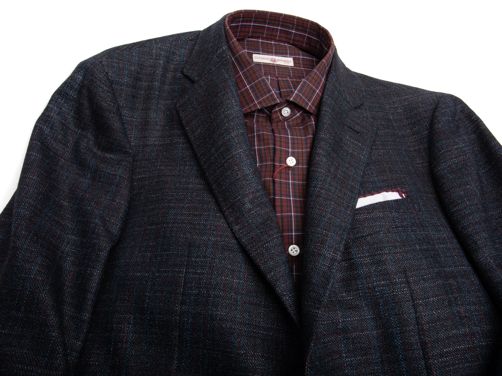 Super 130's Four Season Plaid