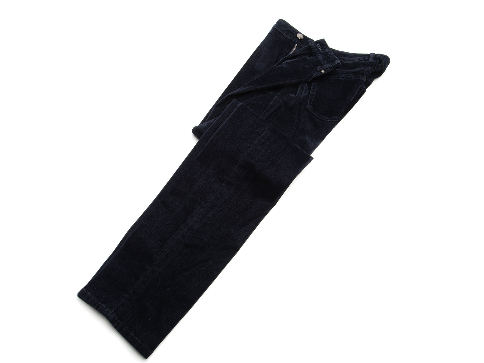 Midnight Blue Velvet Touch 5 Pocket