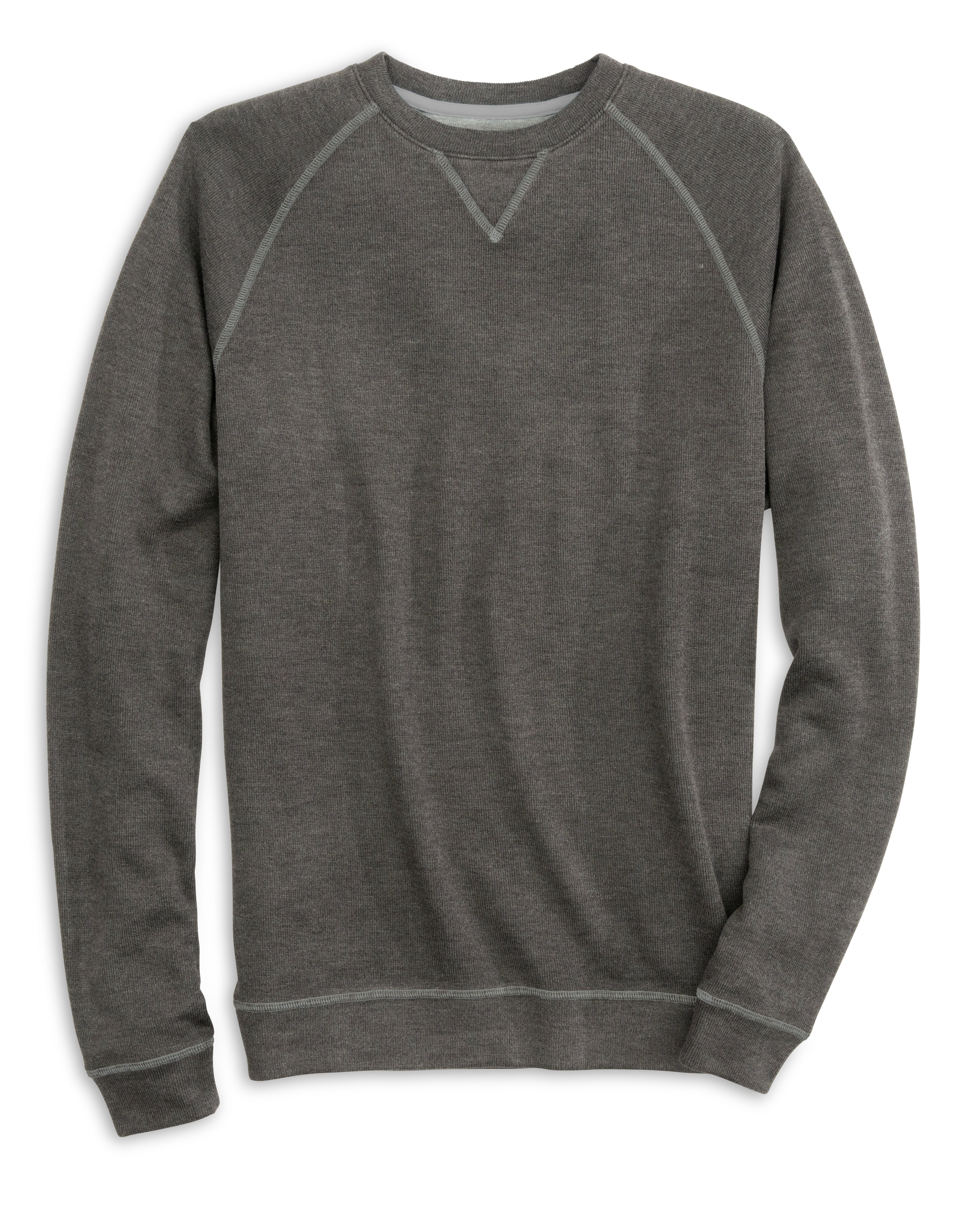 Shields Sweatshirt in Charcoal