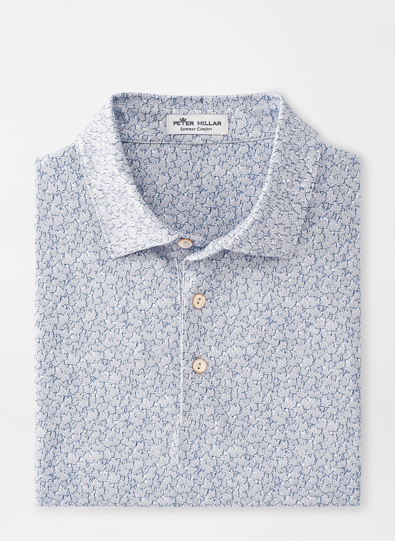 SS KNT-BRITISH GREY POLO
