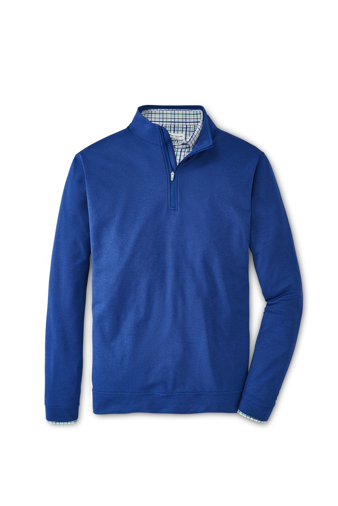 Perth Performance Quarter-Zip in York Blue