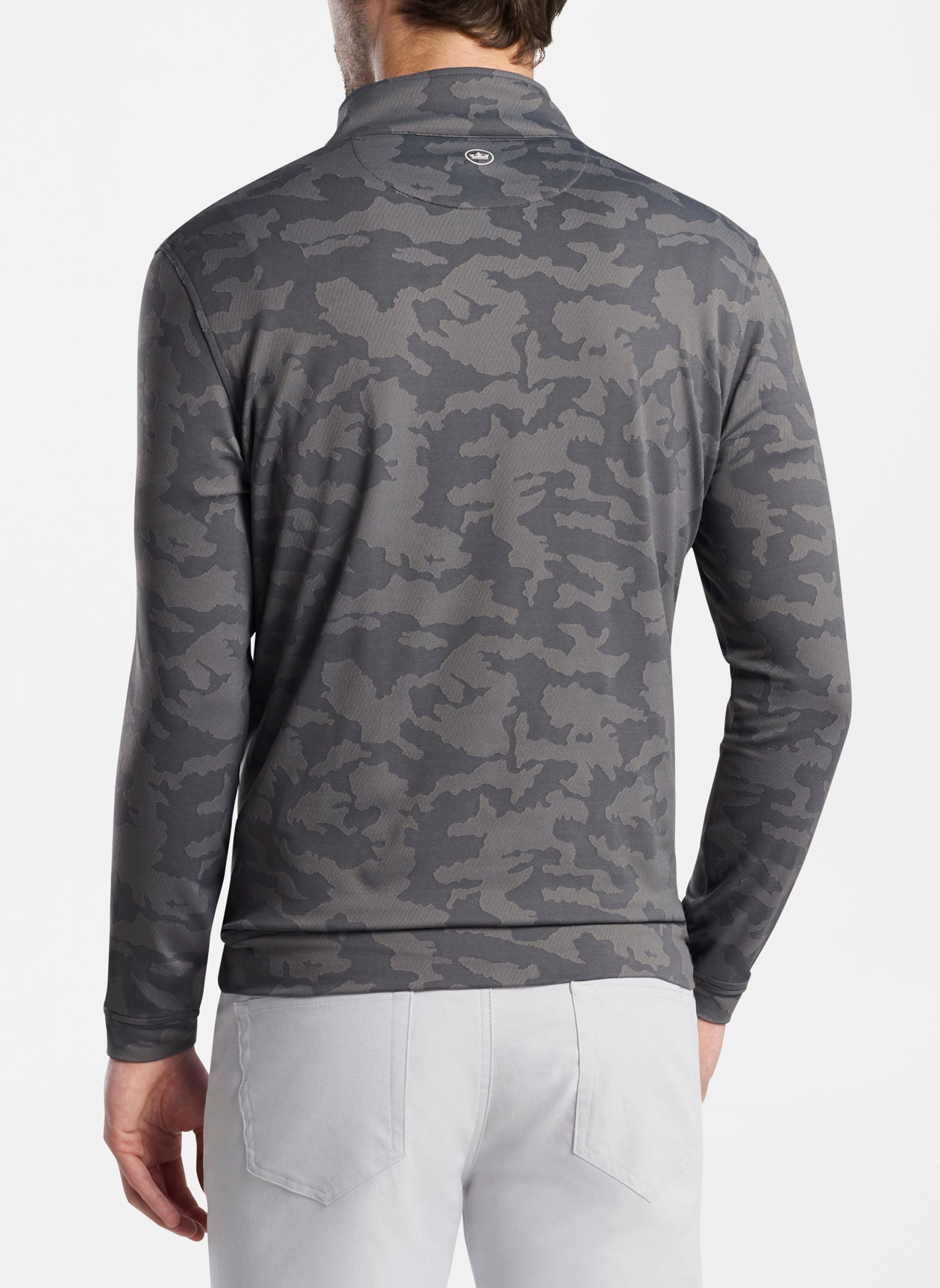 Perth Camo Performance Quarter-Zip