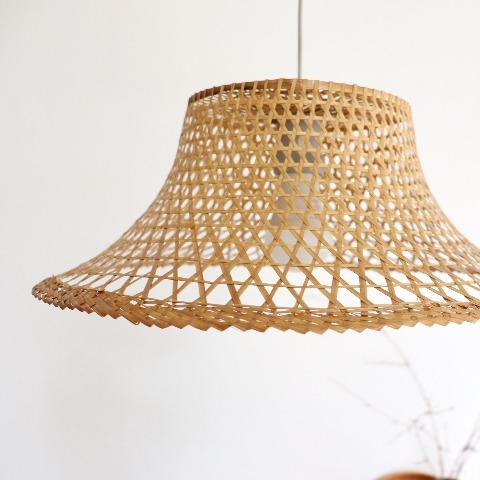 THAIHOMESHOP Bamboo Pendant Light ANANDA BAMBOO PENDANT LIGHT - THAIHOME