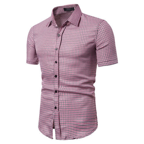 2020 Summer Fashion New Men's Casual Shirt