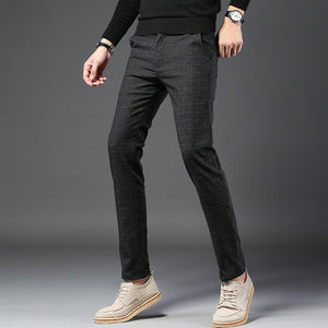 Summer Men's Casual Cotton High Quality Pants