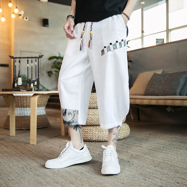 Men's Joggers Harem Pants