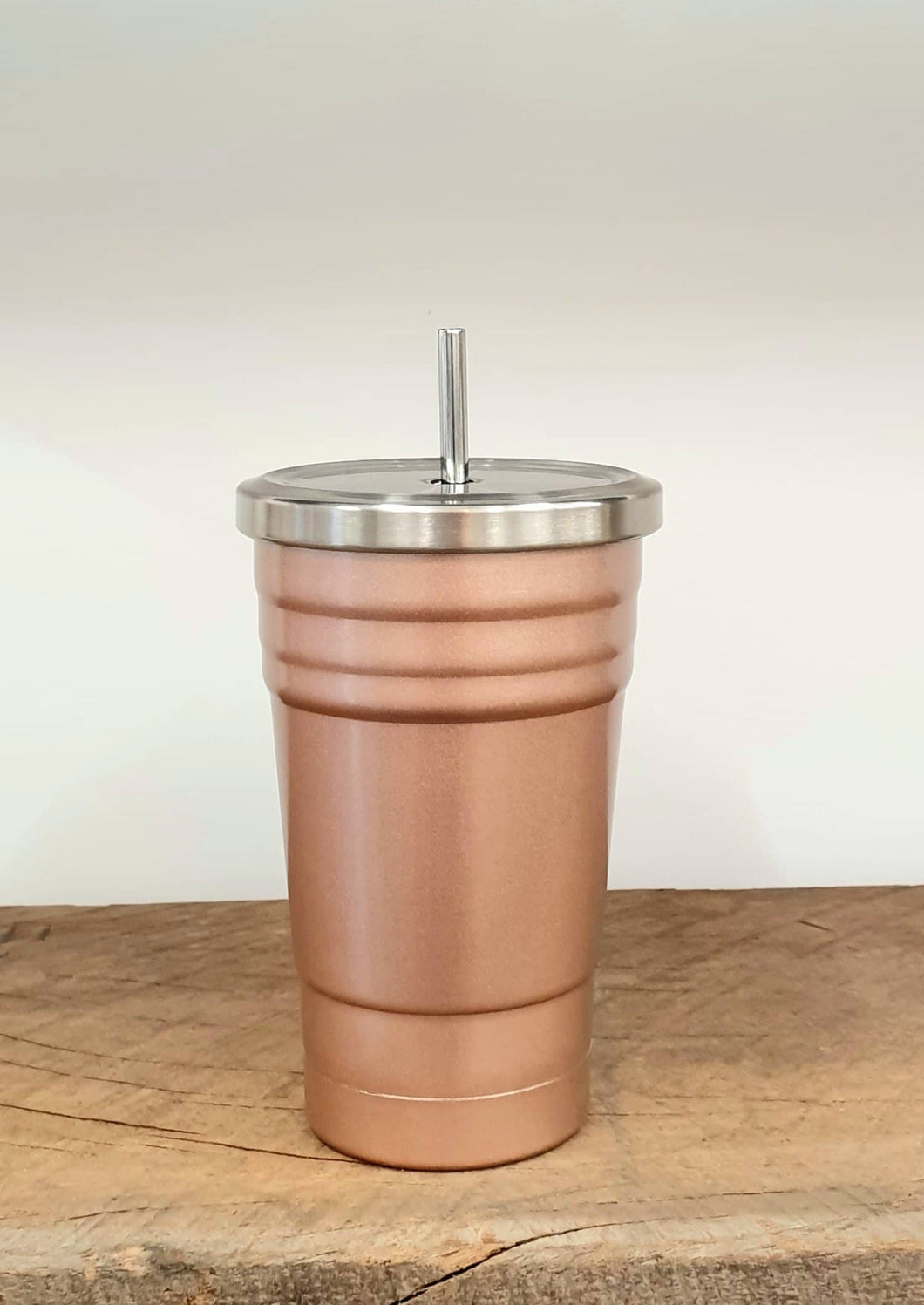 Insulated Drink Tumbler - Champagne Pink (500ml)