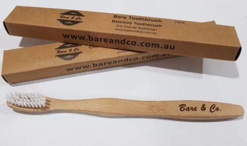 Bare & Co. - Eco Friendly Toothbrush - Adult Hard Bare & Co. - The Well Store