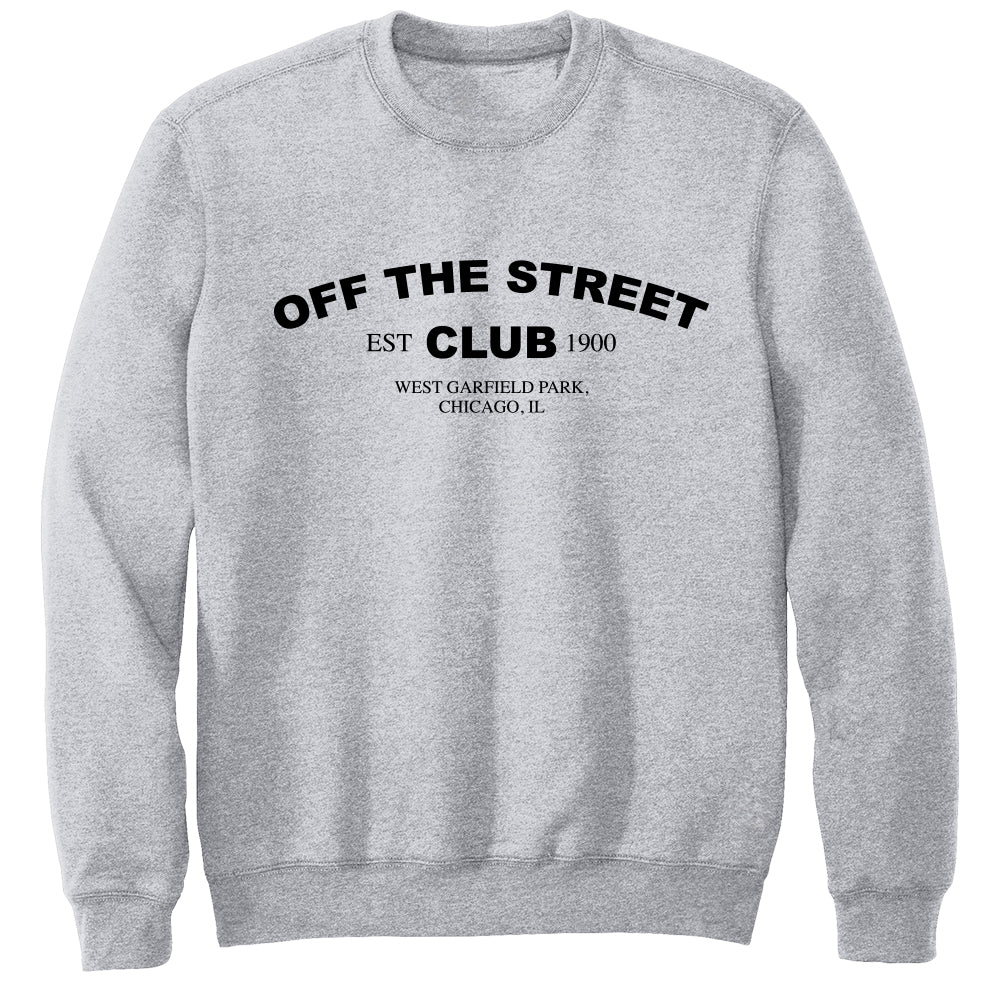 OTSC Sweatshirt - Light Gray