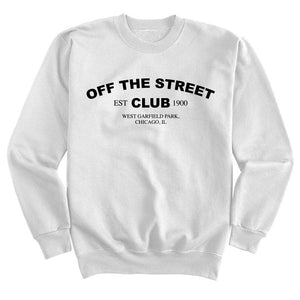 OTSC Sweatshirt - White