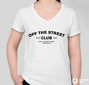OTSC Women's T-Shirt - White