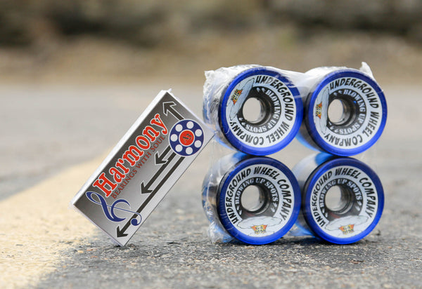 Bombers 64mm Blue or Orange