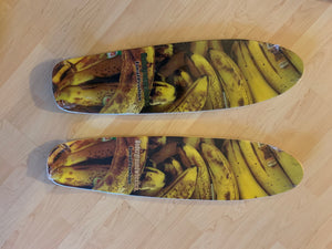 Local Produce Banana deck