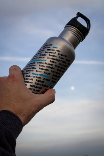 Healthy Planet Water Bottle