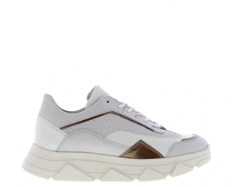 Kady fat 22-d latte/bronze sneaker - off white sole
