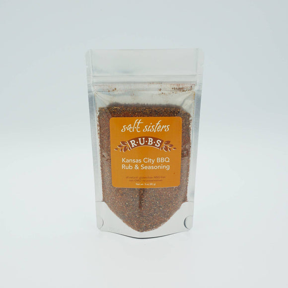 Kansas City BBQ Rub & Seasoning