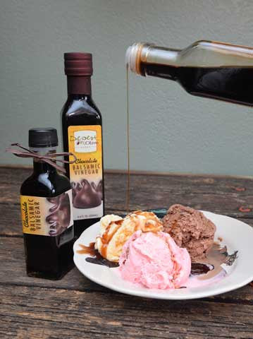 Chocolate Balsamic Vinegar 100ml and 250ml