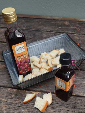 Cranberry Balsamic Vinegar 100ml and 250ml