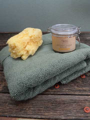 Lemon Brown Sugar Scrub 12oz
