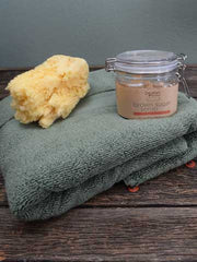 Orange Cinnamon Brown Sugar Scrub 12oz