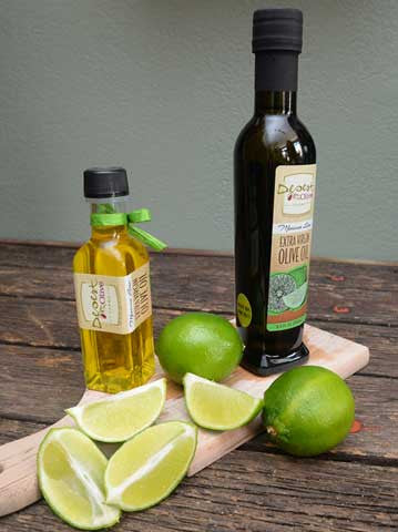 Mexican Lime Extra Virgin Olive Oil 100ml and 250ml