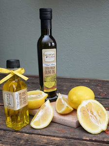 Meyer Lemon Extra Virgin Olive Oil 100ml and 250ml