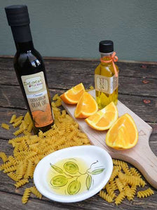 Orange Extra Virgin Olive Oil 100ml and 250ml