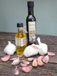 Roasted Garlic Extra Virgin Olive Oil 100ml and 250ml