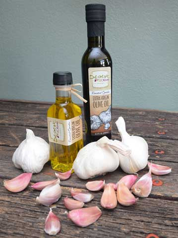 Roasted Garlic Extra Virgin Olive Oil