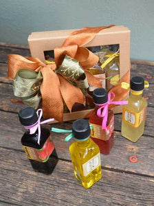 Fruity Delights 4 Bottle Gift Set