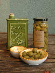 Parmesan Romano Stuffed Olives 10oz