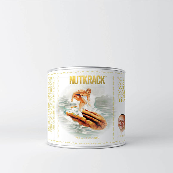 Nutkrack Pecans 8oz Can