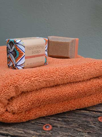 Orange Cinnamon Nourishing Soap 6oz