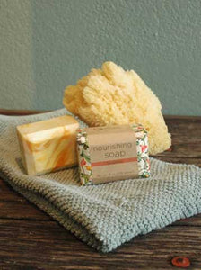 Tangerine Nourishing Soap 6oz
