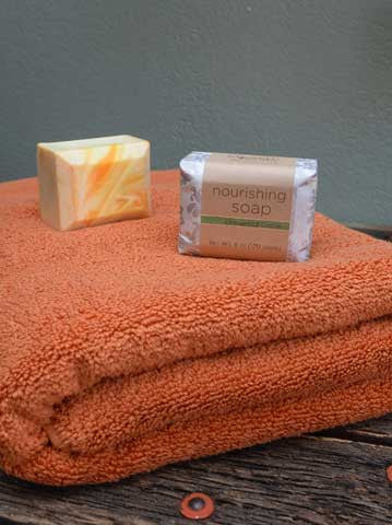 Unscented Nourishing Soap 6oz