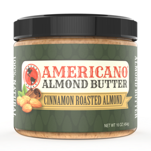 Cinnamon Roasted Almond Butter
