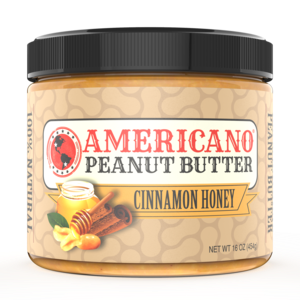 Cinnamon Honey Peanut Butter