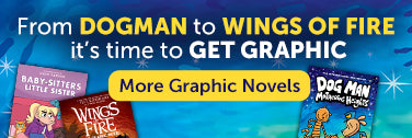 From DogMan to Wings of Fire, it's time to get Graphic!