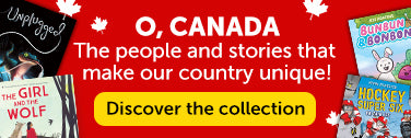 O Canada! The people and stories that make our country unique!