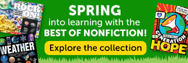 Spring into learning with the best of NonFiction!