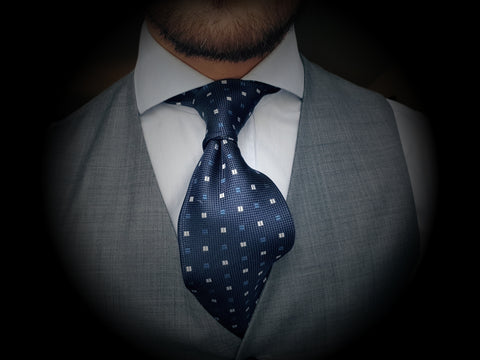 Prince Albert knot - Most professional necktie knot