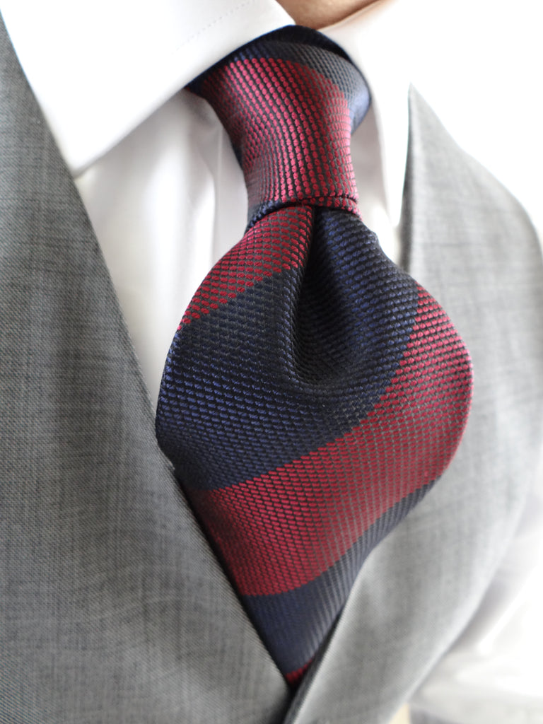 Saturn Necktie from Ed Ruiz Menswear Planet Neckties Collection