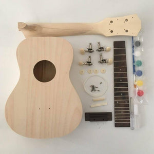 Assemble your DIY Ukulele from Fifth Avenue Kids