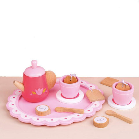 Afternoon Tea Wooden Toy Set
