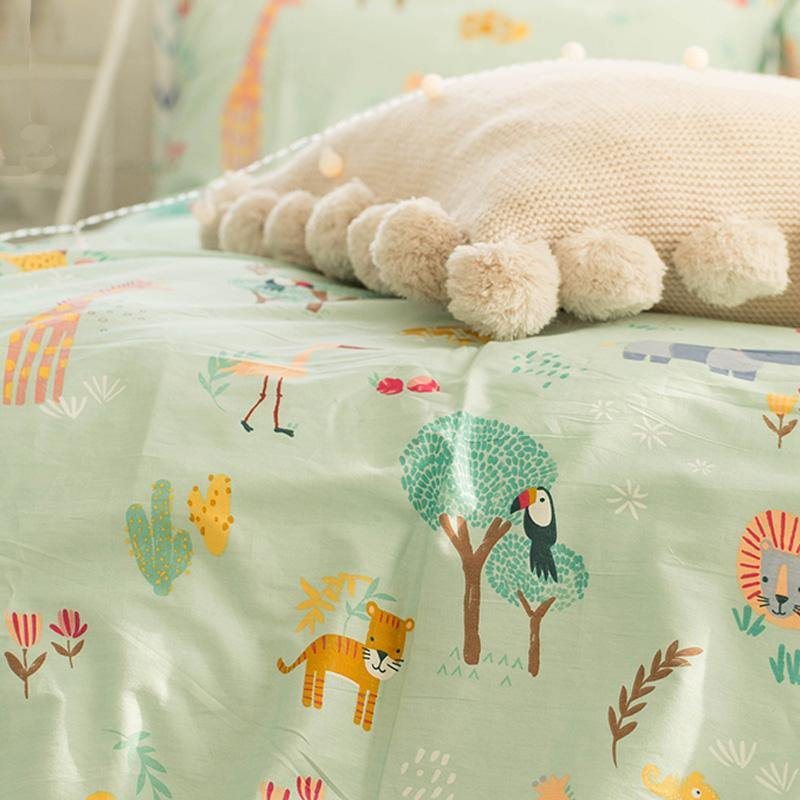 Animals Print Fabric 100% Japanese Cotton Sateen Satin - Fifth Avenue Kids, subsidiary of Frockalicious