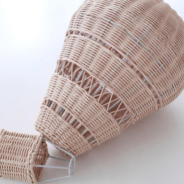 Hot Air Balloon Rattan Handmade - Fifth Avenue Kids, subsidiary of Frockalicious