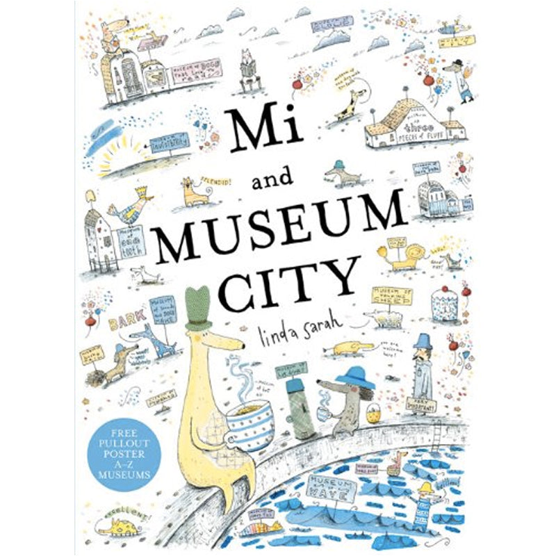 Mi And Museum City by Linda Sarah Paperback
